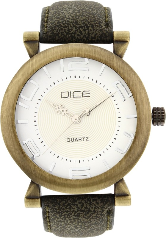Dice DNMG W011 4854 Analog Watch For Men