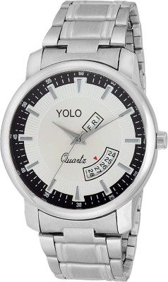 Yolo YGC-030WH Analog Watch  - For Boys, Men