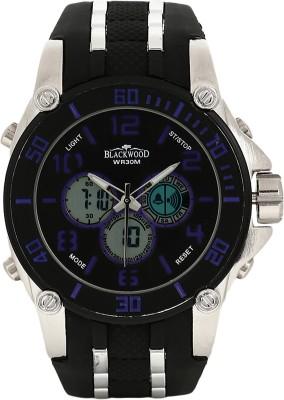 Blackwood Bw-Wad-Blu-Ss15-Av811a Aviator Analog-Digital Watch  - For Men