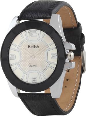 Relish R674 Causal Analog Watch  - For Men