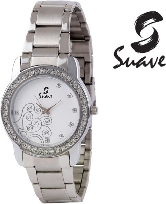 Suave Collections SGSW29 Elegant Analog Watch  - For Girls