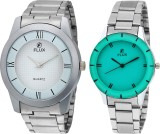 Flux WCH-FX1014 Analog Watch  - For Coup...