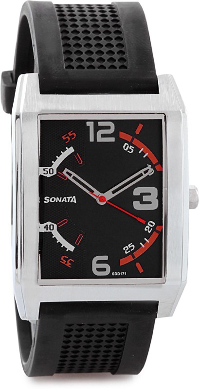 Sonata NG7999SP02 Analog Watch For Men