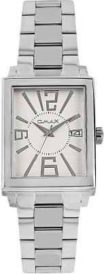 Omax SS205 Male Analog Watch - For Men