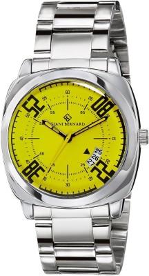 Giani Bernard GBM-01I Accelerator Analog Watch  - For Men