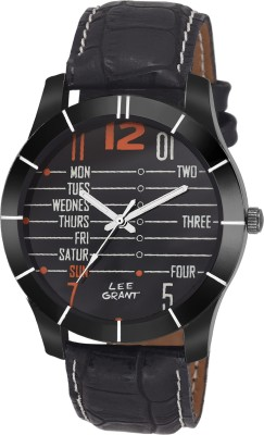 lee grant le0s1050 Analog Watch  - For Men