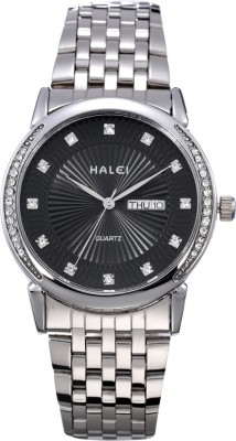 Halei HLBLK216569 Florence Analog Watch  - For Men