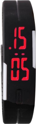 Wi Retail Band Digital Watch  - For Boys, Girls, Men, Women