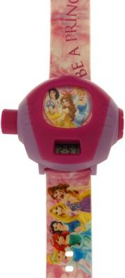 Disney DW100251 Digital Watch  - For Girls, Boys