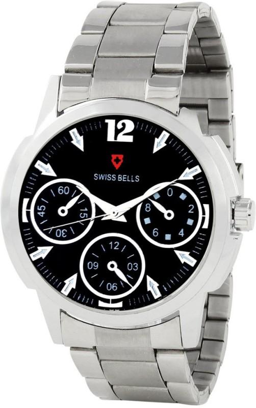Svviss Bells 818GB Polo Analog Watch For Men