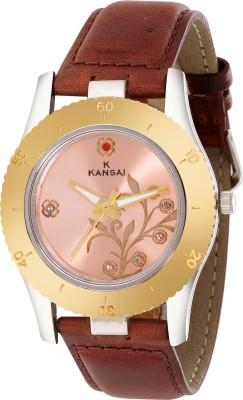 Kansai KW009 Analog Watch  - For Couple