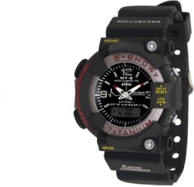 zDelhi.com zilin MT-G S Showy Analog-Digital Watch - For Boys, Men, Women, Girls