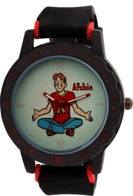 Archie ARH-004-RED Analog Watch  - For Men