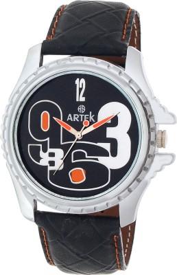 ARTEK ARTK-3023-0-BLACK Analog Watch  - For Men
