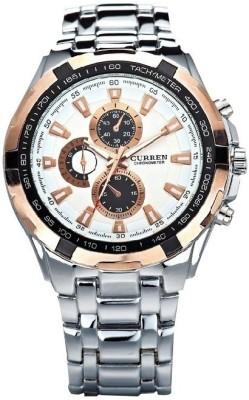 Curren 1005 Decker Analog Watch  - For Men
