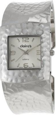 Claires P9652 Bangle Analog Watch  - For Women