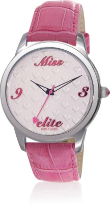 Elite E52982/006 Analog Watch  - For Women