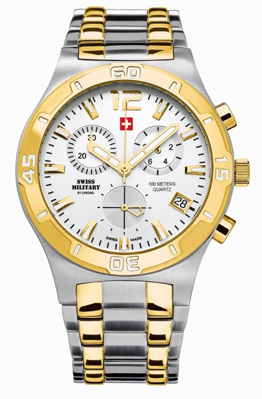 Swiss Military SM3401504 Analog Watch For Men