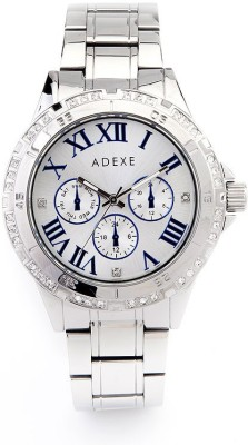 Adexe 6072 AD Analog Watch  - For Women
