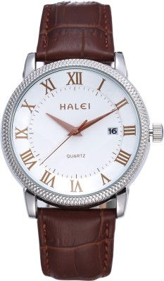Halei HLBLK216557 Florence Analog Watch  - For Men
