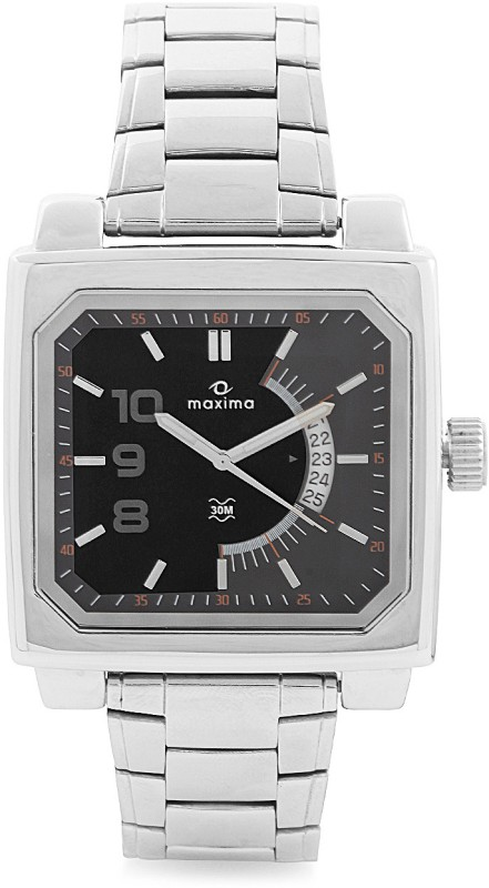 Maxima 27241CMGI Attivo Analog Watch For Men