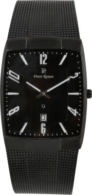 Piere Renee BT-G-214-Black Analog Watch  - For Men