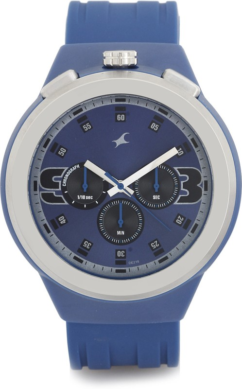 Fastrack 38002PP03J Sports Analog Watch For Men