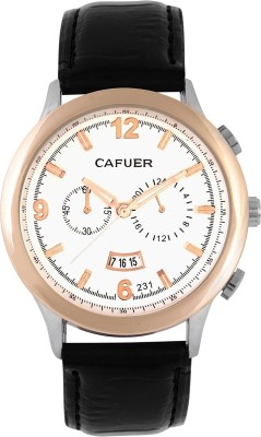 Cafuer W1085BW Analog Watch  - For Men