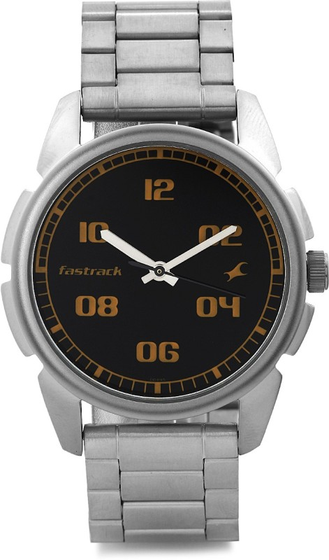 Fastrack NG3124SM02C Analog Watch For Men
