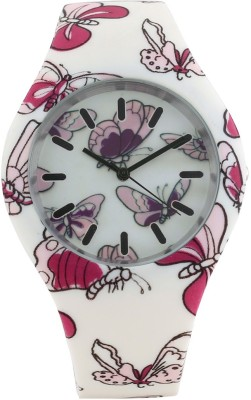 Now ICE-F Butterfly No Analog Watch  - For Girls