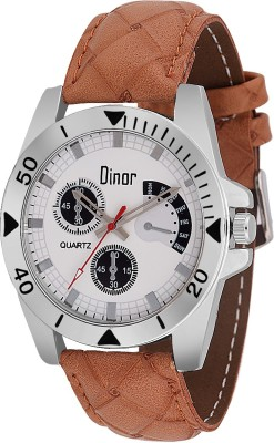 Dinor DC-1505 Analog Watch  - For Boys, Men, Couple