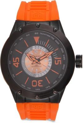 Swiss Design MH0028-IPB01 Analog Watch  - For Men