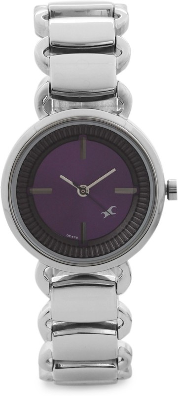 Fastrack 6117SM02C Analog Watch For Women