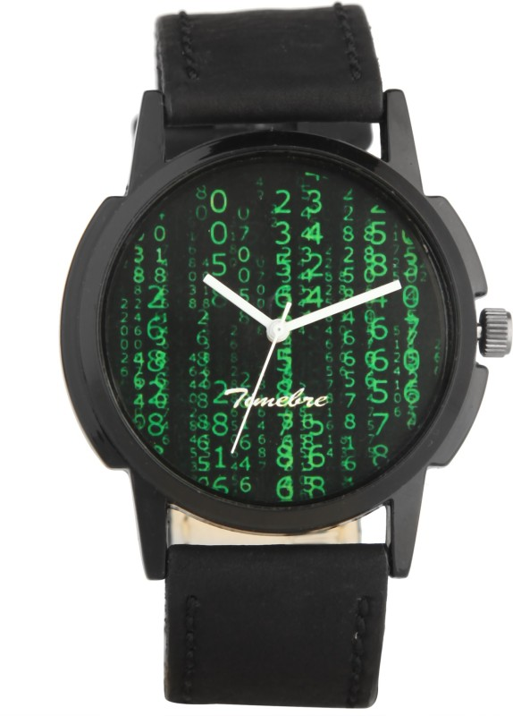 Timebre GXBLK569 Milano Analog Watch For Men