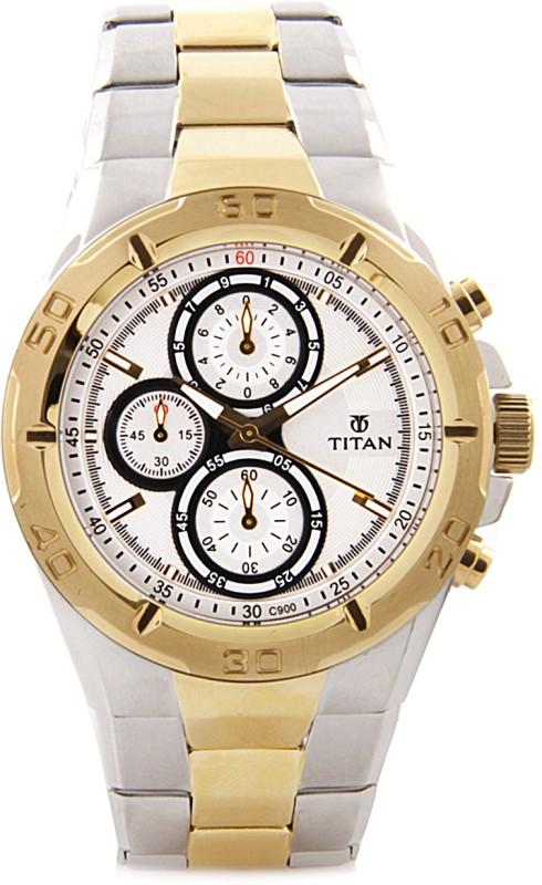Titan NH9308BM01 Octane Analog Watch For Men