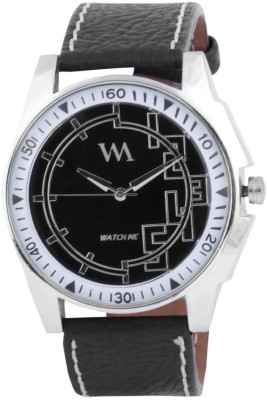 Watch Me AWMAL-064-BKx Watches Analog Watch  - For Men