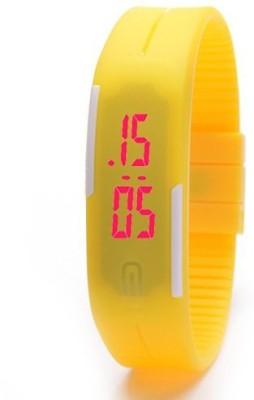 Adamo BDLEDY Jelly Slim Digital Watch  - For Men, Women, Boys, Girls
