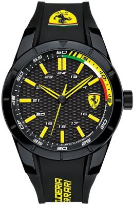 Scuderia Ferrari 0830302 Analog Watch  - For Men