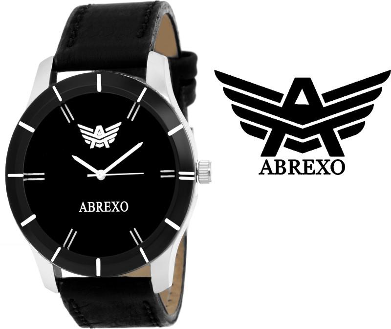 Abrexo 1502 BK MEN Formal Stylish Analog Watch For Men