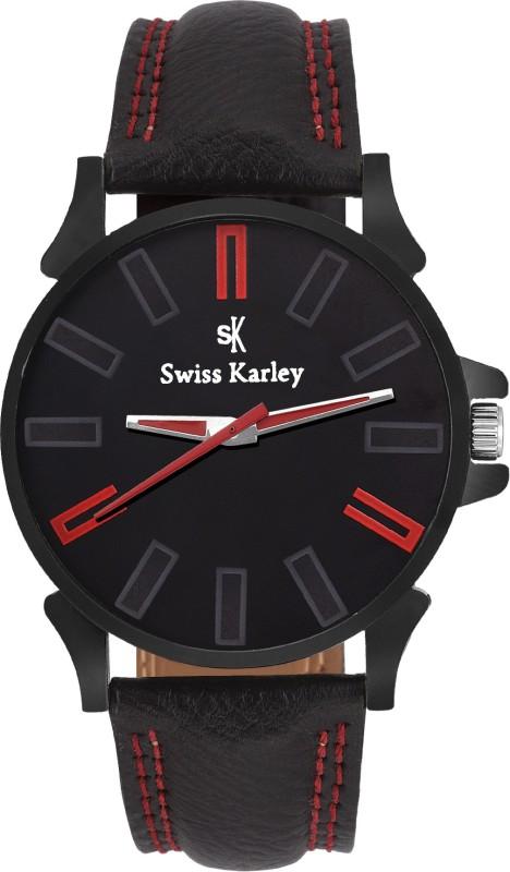 Swiss Karley 10021 Analog Watch For Men