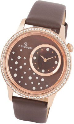Dsigner 652RGL Analog Watch - For Women