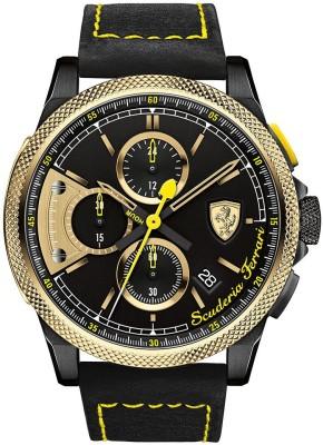 Scuderia Ferrari 0830314 Formula Italia S Analog Watch  - For Men