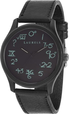 Laurels LL-Geek-1 Geek Analog Watch  - For Men