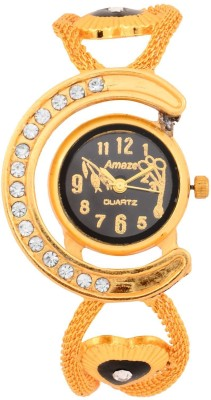 Amaze AM09O Ladies Analog Watch  - For Girls