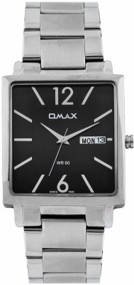 Omax SS389 Male Analog Watch  - For Men