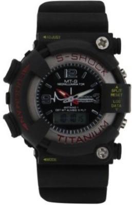 IIK Collection ABSHOCK02 Analog-Digital Watch  - For Boys, Men