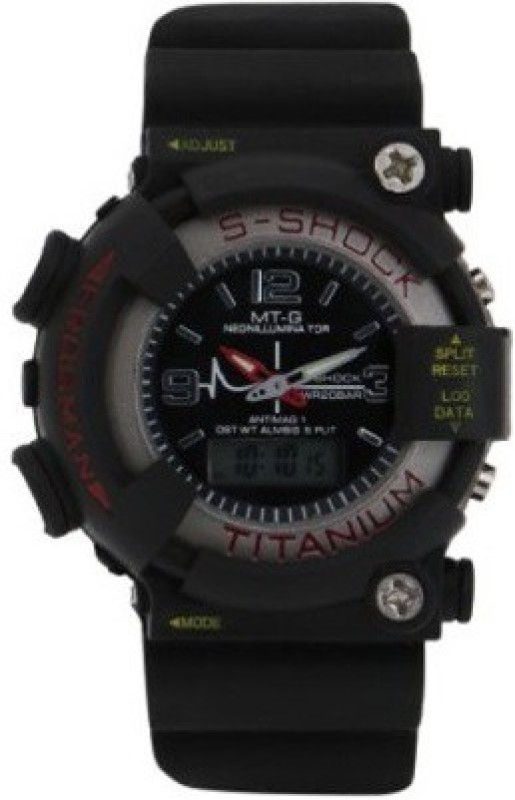 IIK Collection ABSHOCK02 Analog Digital Watch For Men