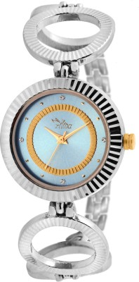 Ilina ILTOTHSSBLU Analog Watch  - For Women