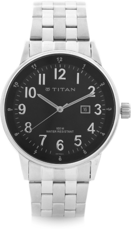 Titan NH9441SM01A Analog Watch For Men