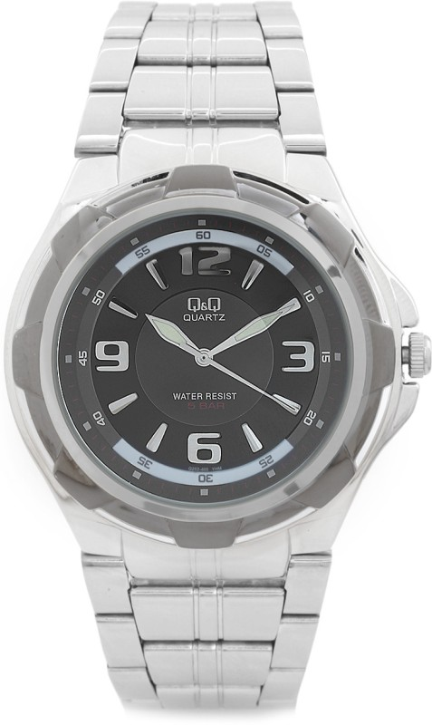 QQ Q252J405Y Analog Watch For Men